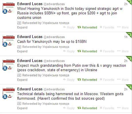 "Эдуард Лукас: ""Янукович отдал Украину Путину"""