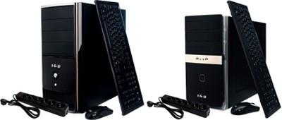 Новогодняя серия ПК I.R.U. Home 330 CRS от MERLION