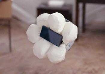 Подушка безопасности Case N для обороны телефонов от Хонда