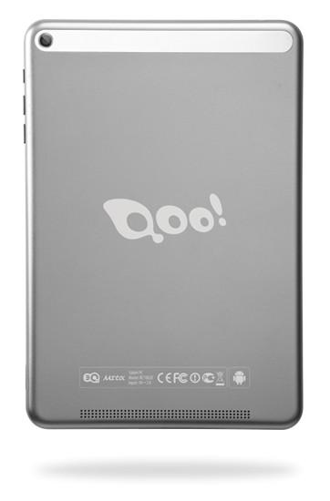 "Четырёхъядерный 7,85"" планшетник: 3Q RC7802F"