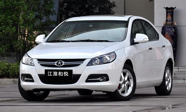 В Украине будут производить китайские автомобили