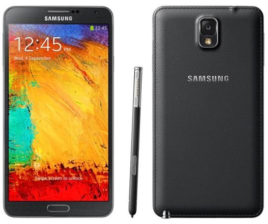 «Самсунг» Галакси Note 3: реализовано 10 млрд. единиц