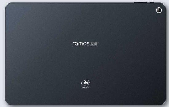 """""""Ядерный"""" планшетник с 2-мя ОС: Ramos i10"""