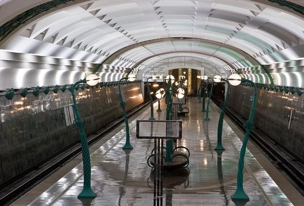 ТОП-10 удивительных станций метрополитена (ФОТО)