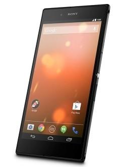 «ЭлДжи» G Pad 8.3 и Сони Xperia Z Ultra: в Гугл Плей Edition