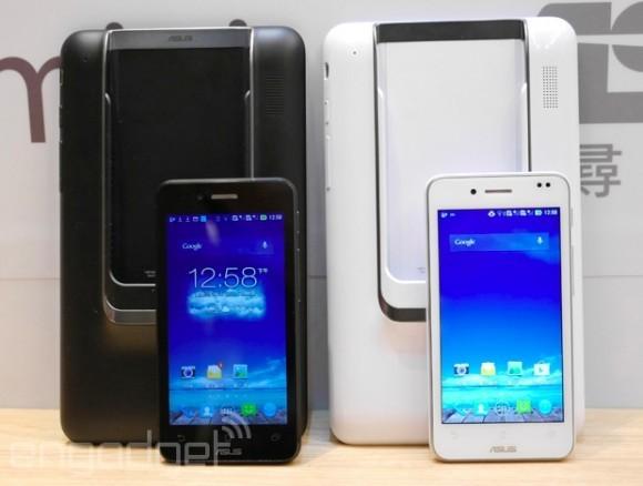 Малогабаритный смартфон-матрешка ASUS PadFone Мини