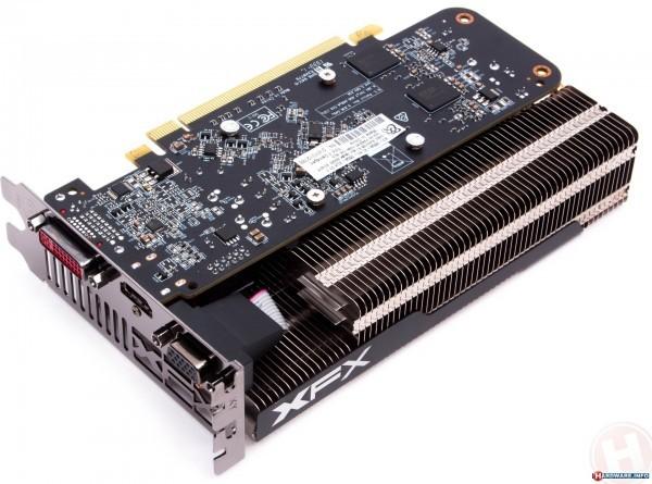 Адаптеры Radeon R7 250 Core Edition с инертным кулером