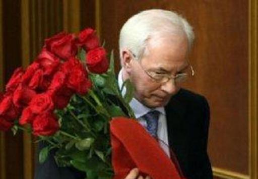 Тягнибок: Азарову 17 января осуществится 65 - пора на пенсию
