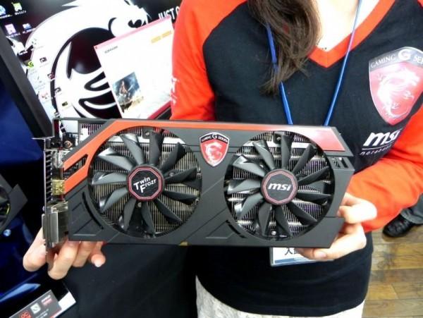 MSI делает вторую версию адаптера Radeon R9 290X