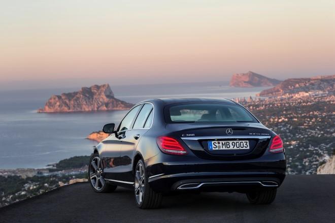 Рассекречен новый Mercedes-Benz С-Class