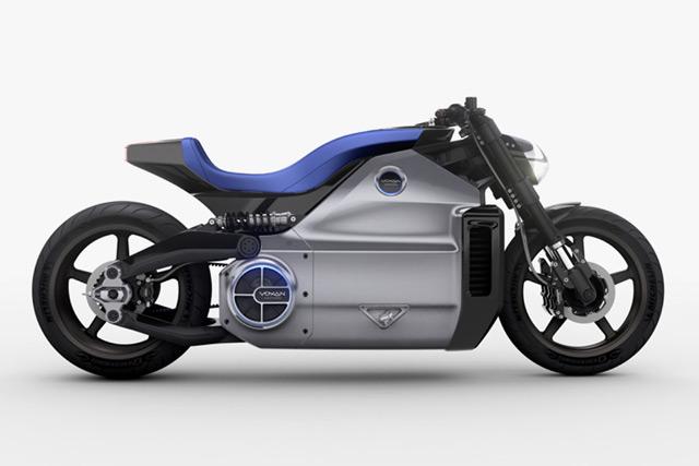 Voxan продемонстрировала самый производительный мотоцикл