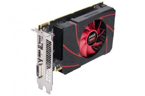Экономная карта памяти Radeon R7 260 от AMD