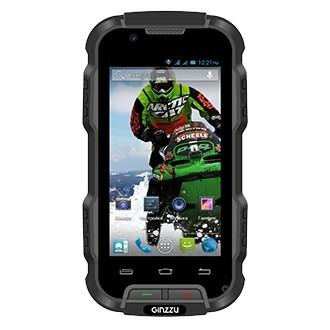 Предохраненный телефон GiNZZU RS9 Dual вскоре в Overseas