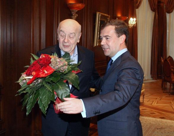 Леонид Латной сегодня отмечает 85-летие (ФОТО)