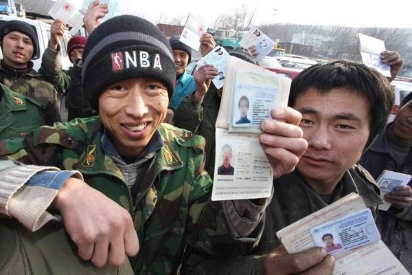 Госдума ограничила срок пребывания мигрантов в России