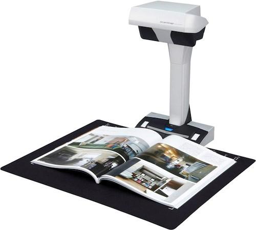 Поставки неконтактных сканеров Fujitsu ScanSnap SV600