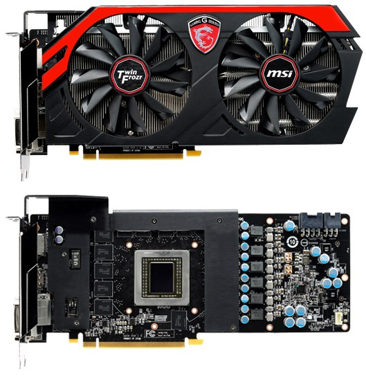 MSI Radeon R9 290 Gaming OC: уже можно заказать