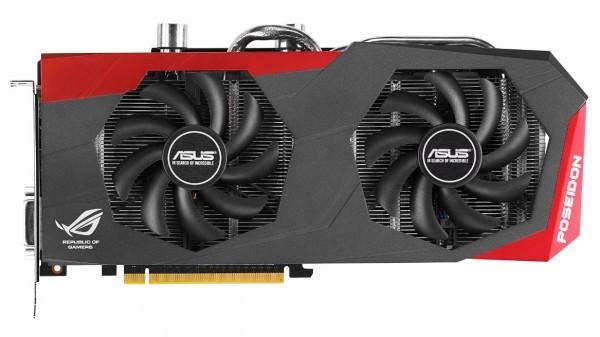 ASUS Poseidon GeForce GTX 780 получила официальный статус