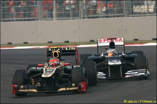 Грожан: Мне навредили начальные успехи в Формуле 1