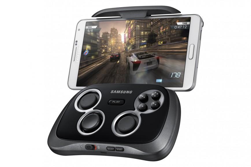 Беспроводной геймпад Samsung для смартфонов в России