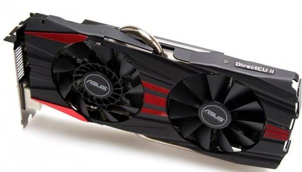 ASUS запустила адаптеры серии Radeon R9 290X DirectCU II