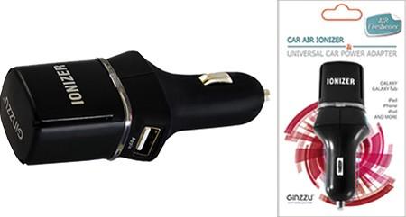 Зарядное устройство GiNZZU GA-4915UB с ионизатором воздуха