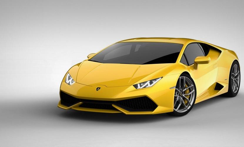 Lamborghini Huracan: обзор нового суперкара