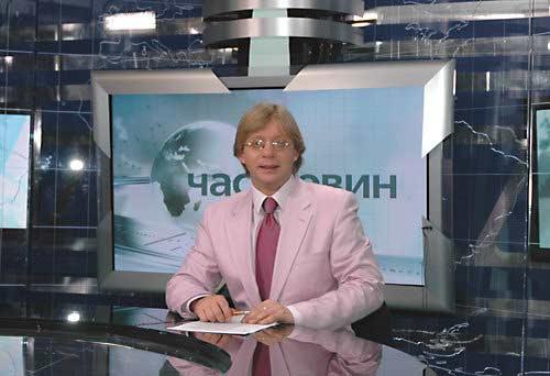 Телеведущий Игорь Слисаренко скончался на сцене, в обществе друзей