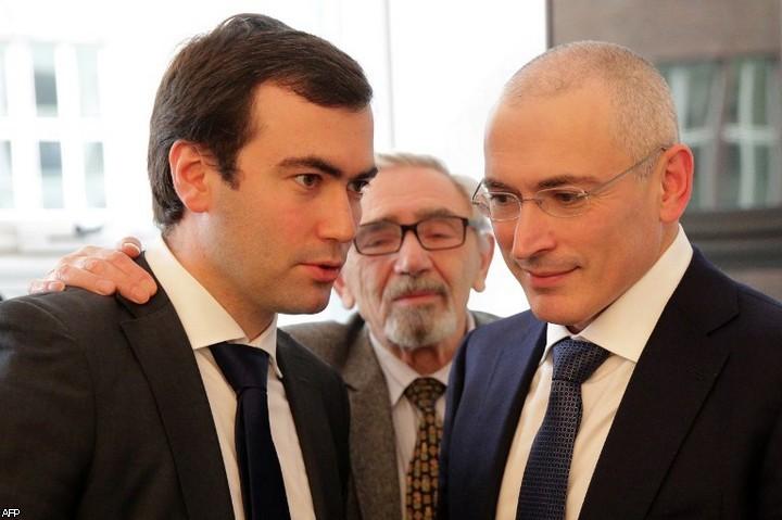 Первая конференция Михаила Ходорковского (ВИДЕО)