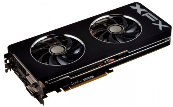 Модели Radeon R9 290X/R290 серии Double Dissipation от XFX