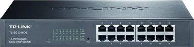 Коммутатор TP-LINK Easy Смарт TL-SG1016DE  на рынке