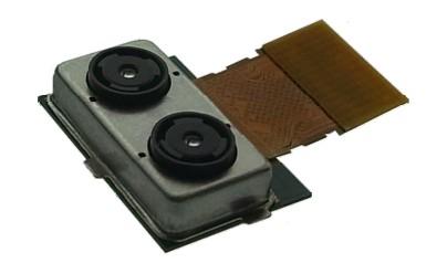 Двойная камера для мобильных устройств: Toshiba TCM9518MD