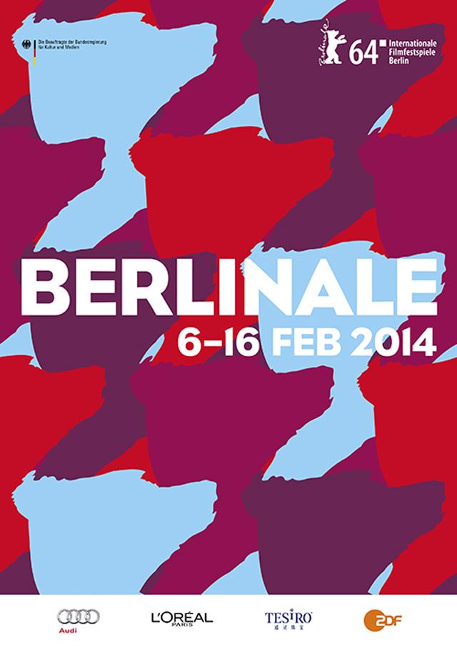 Опубликован формальный плакат Берлинале–2014