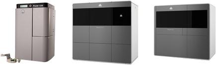 Новые 3D-принтеры от 3D Systems уже в России