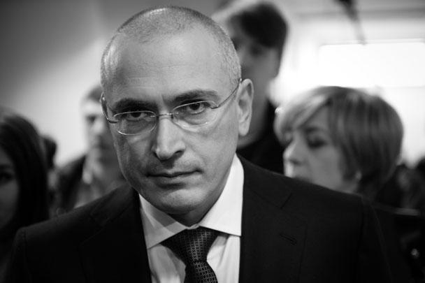 Ходорковский встретился в Берлине с семьей