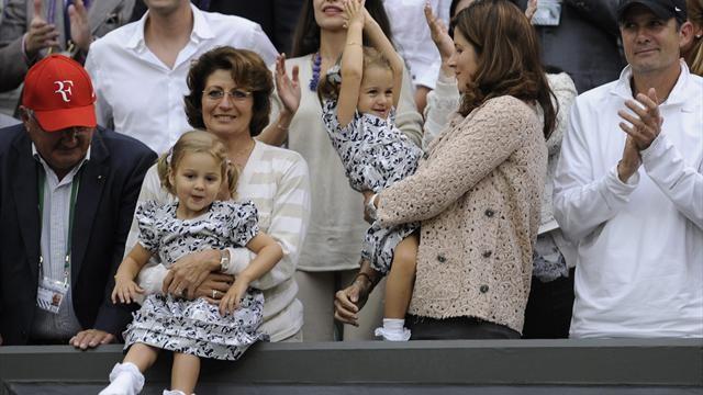 Федерер станет многодетным отцом