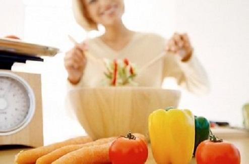 Особенности питания девушки после 50-ти