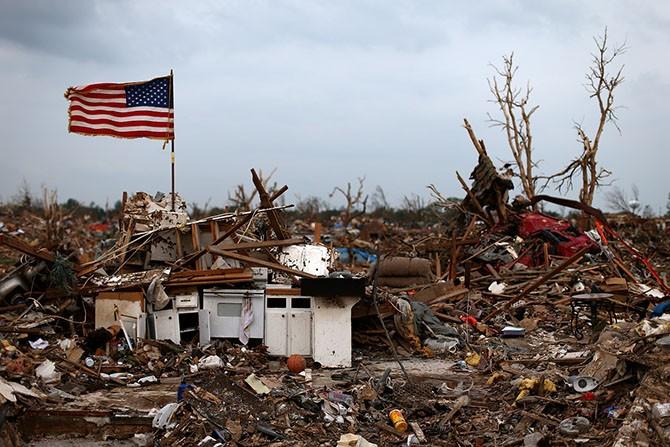 Самые лучшие снимки 2013 года по версии Getty Images (ФОТО)