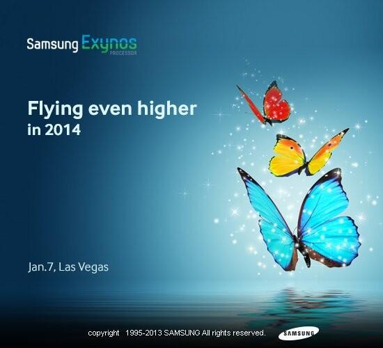 Samsung намекает на анонс новых Exynos