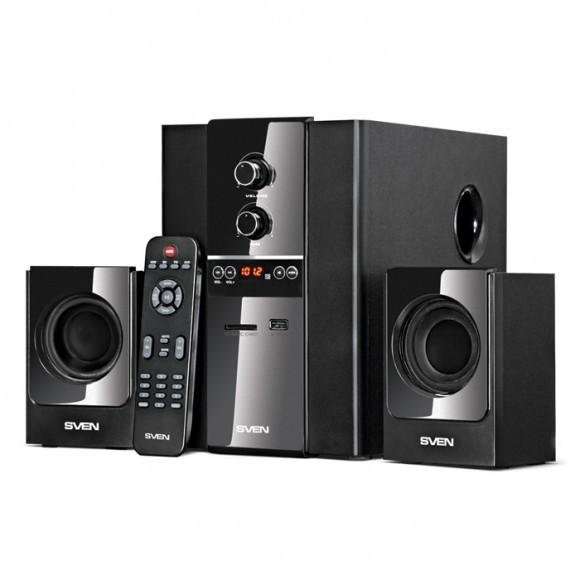 SVEN: функциональная аудиосистема MS-1820 формата 2.1
