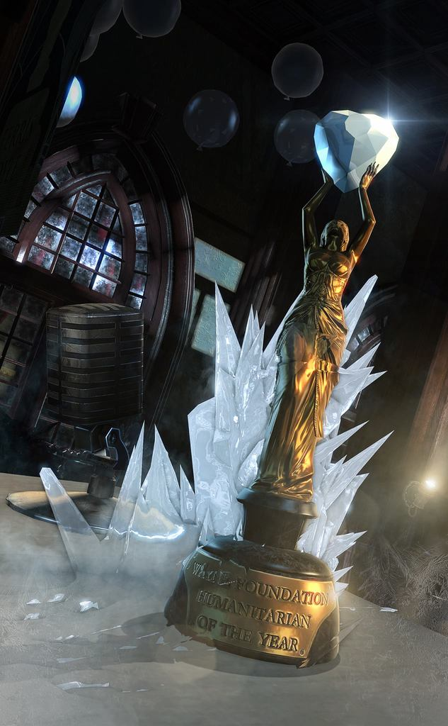 К Batman: Arkham Origins готовится сюжетное дополнение