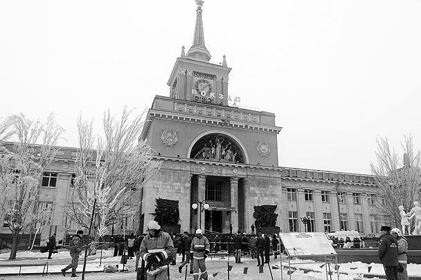 В Волгограде задержали почти 800 человек