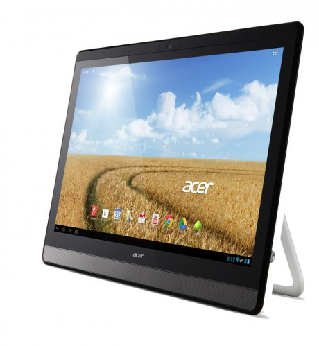 Acer TA272 HUL и DA223 HQL: моноблоки с ОС Android