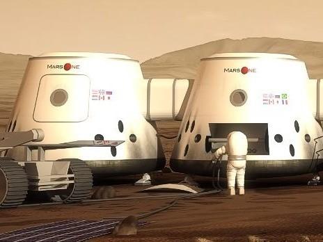 """Полет на Марс: """"Нам заявили, что мы летим в 1 конец"""""""