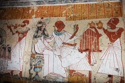 В Египте обнаружили гробницу древнего пивовара