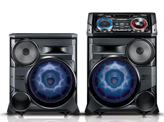 Компонентная аудиосистема MX-HS8500 Гига от «Самсунг»
