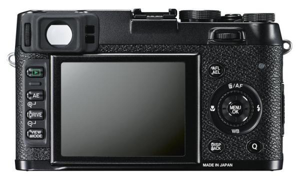 Fujifilm X100С: известная камера в новой раскраске