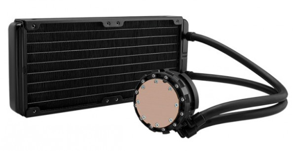 Corsair дополнил перечень СВО Hydro Серии модификацией H105