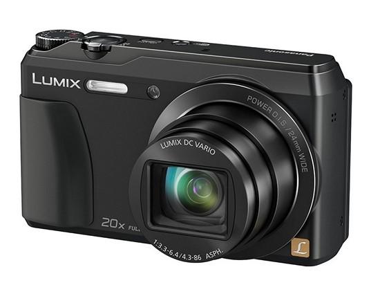 Анонс суперзумов Panasonic LUMIX DMC-TZ55 и DMC-TZ60