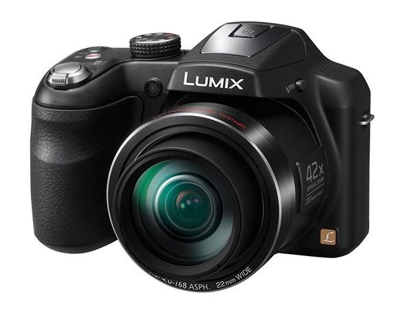 Камера Sony LUMIX DMC-LZ40 с 42-кратным зумом